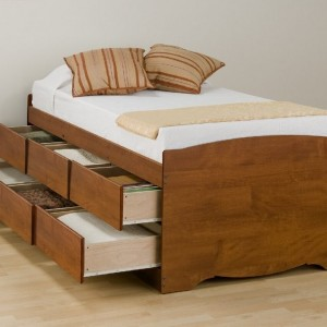 Single Beds With Storage Underneath