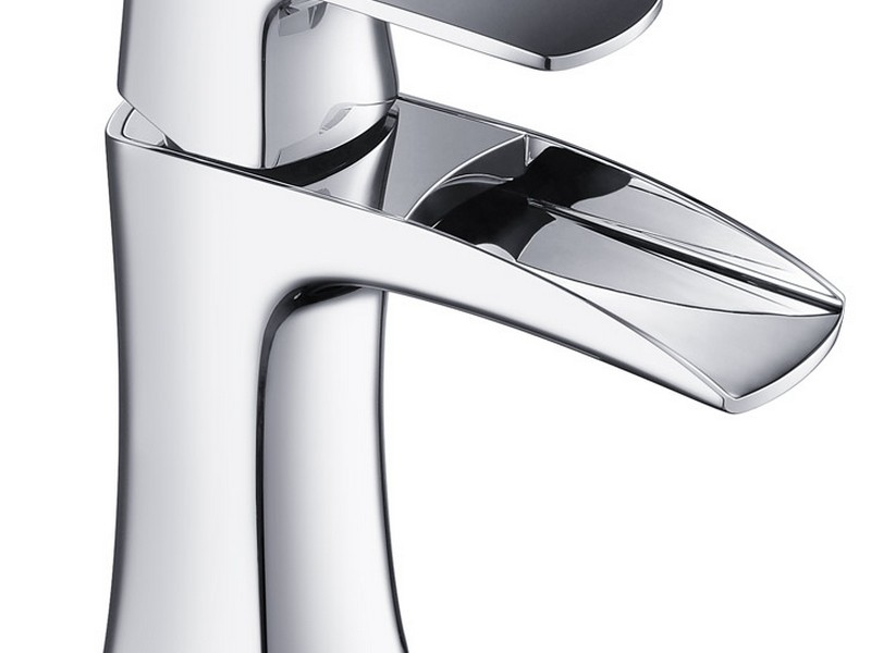 Single Hole Bathroom Faucets Chrome