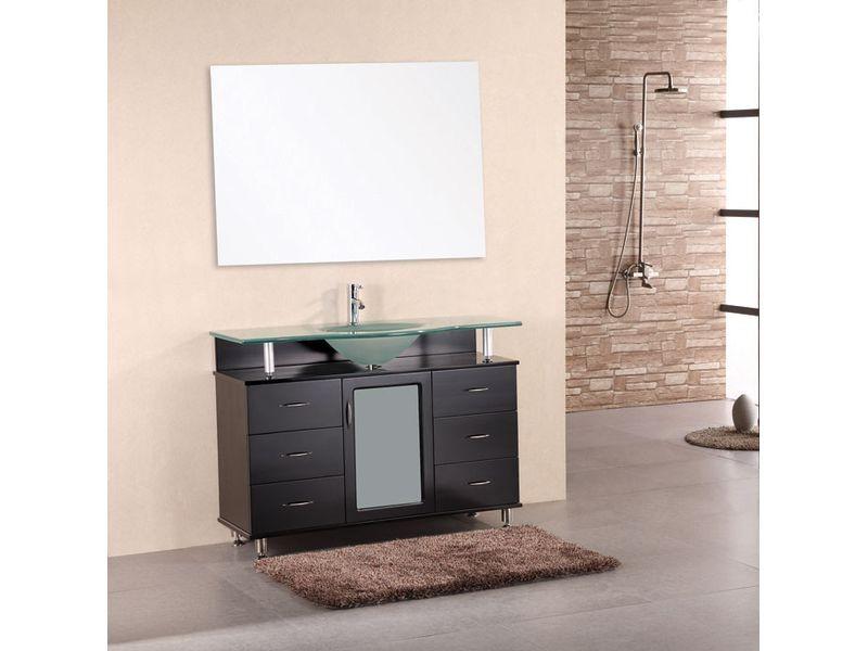 Single Sink Bathroom Vanity Ideas