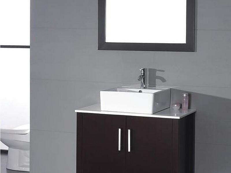 Single Vanity Cabinet