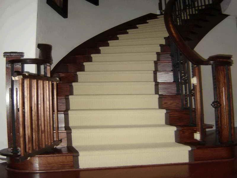 Sisal Stair Treads Australia