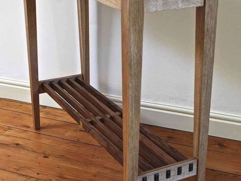 7. Console Table With Drawer
