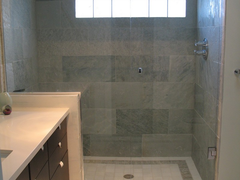 Slate Tile Bathroom Pictures