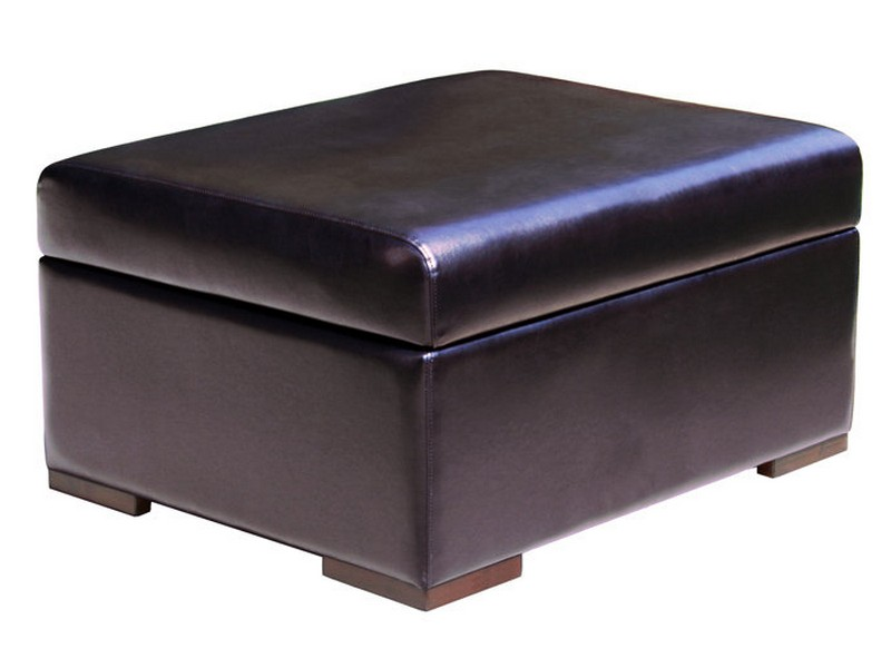 Sleeper Ottoman With Memory Foam Mattress