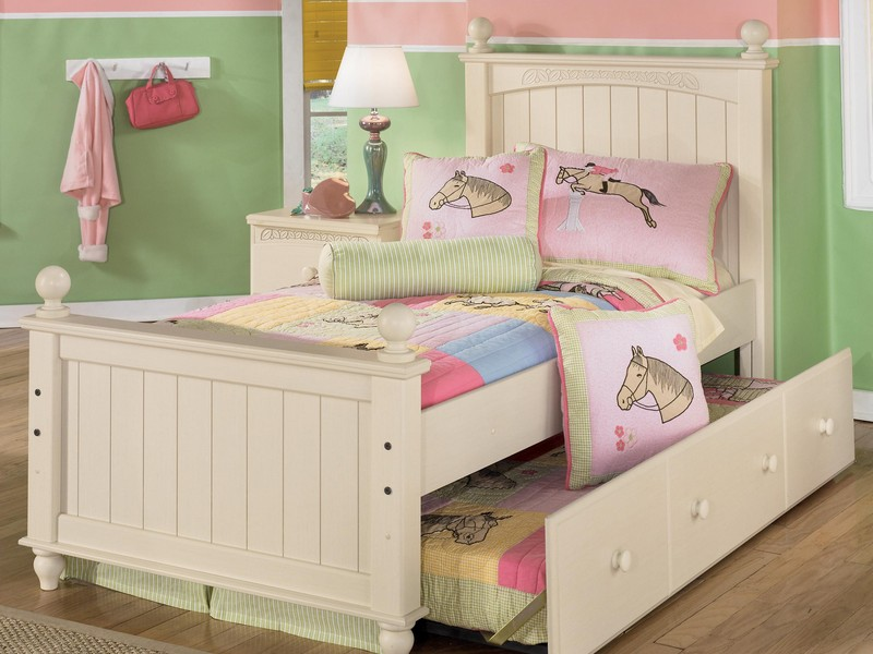 Sleigh Bed Queen Set