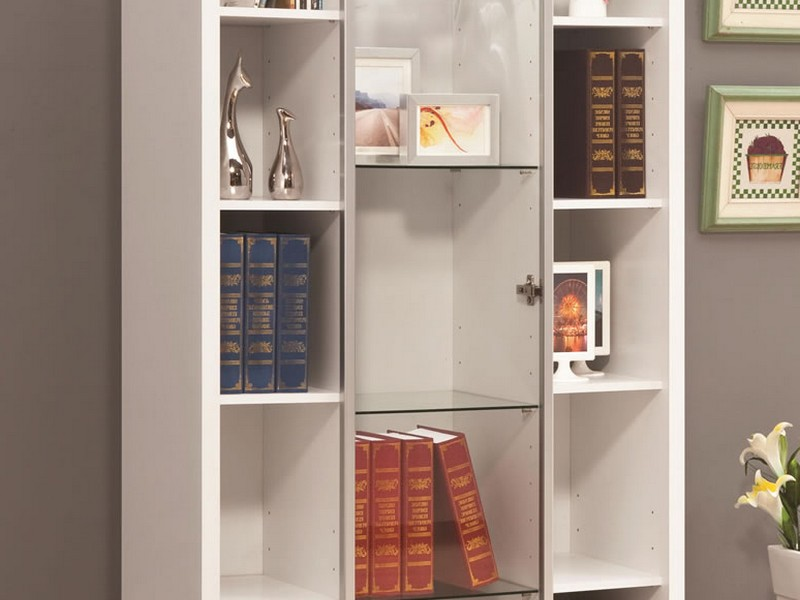 Sliding Door Bookcase Costco