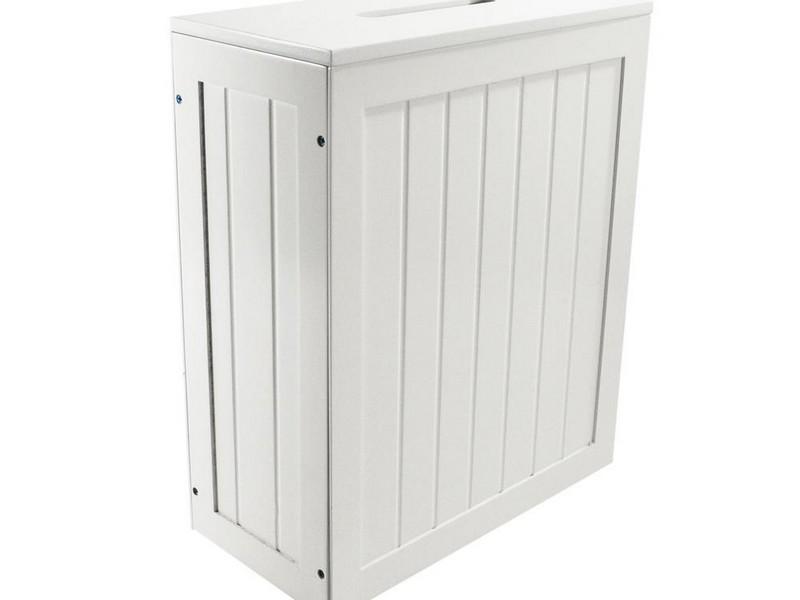 Slim Bathroom Cabinet Storage