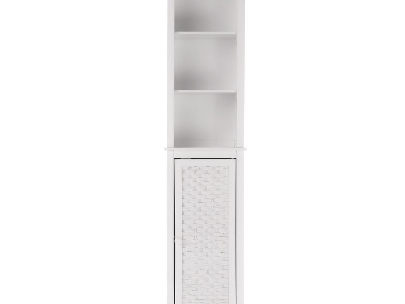 Slim Bathroom Storage Unit