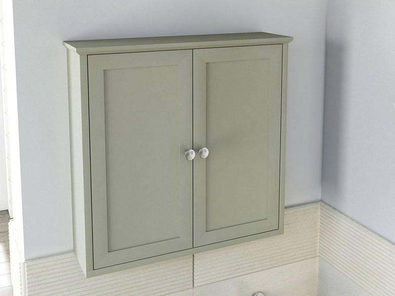 Slim Bathroom Wall Cabinet