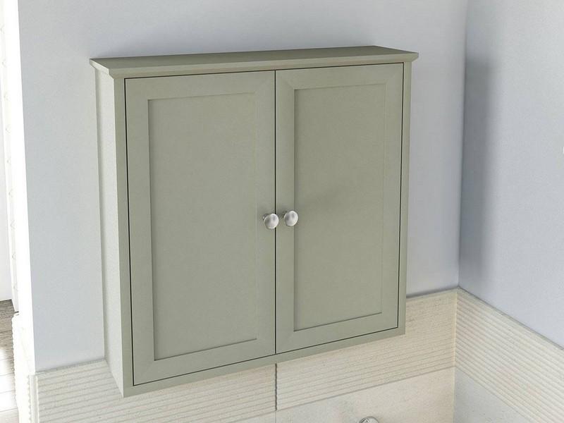 Slim Bathroom Wall Cabinet