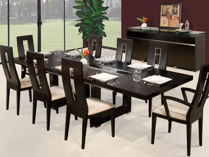 Slim Dining Table And Chairs