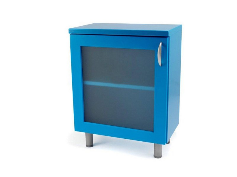 Slim Freestanding Bathroom Cabinet