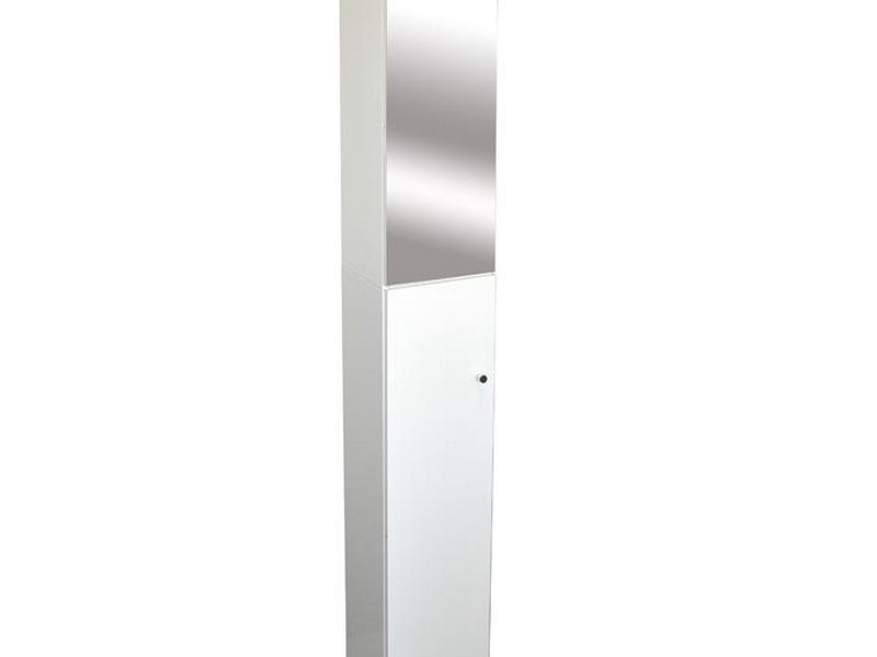 Slim Tall Bathroom Cabinets