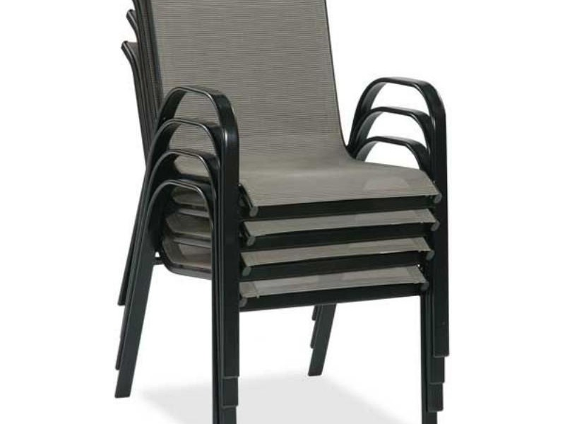 Sling Back Chairs For Patio