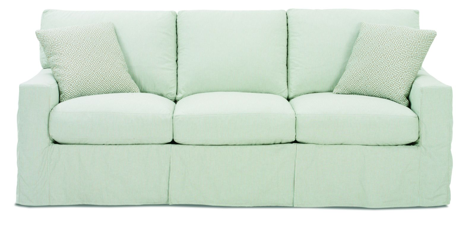 Slip Covered Sofas