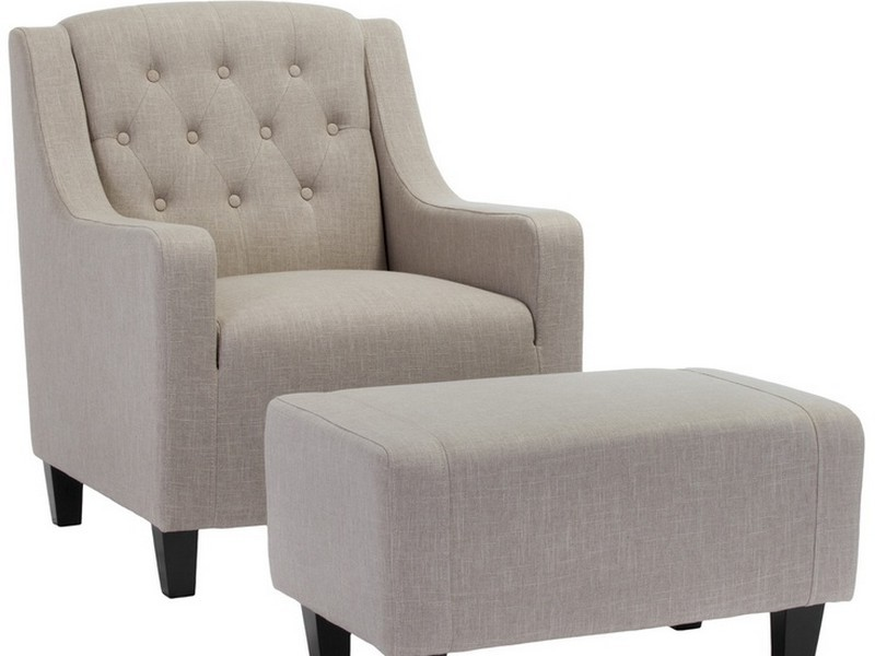 Slipcovers For Club Chairs And Ottomans