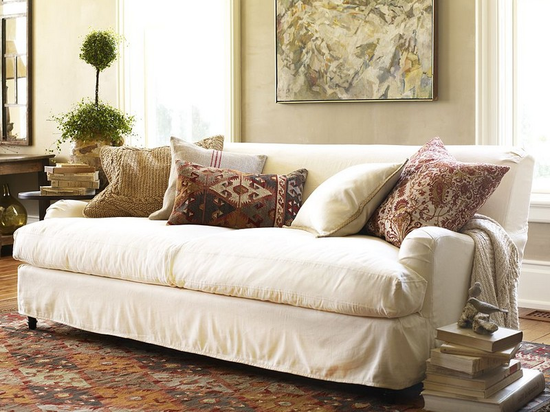 Slipcovers For Sofa Arms