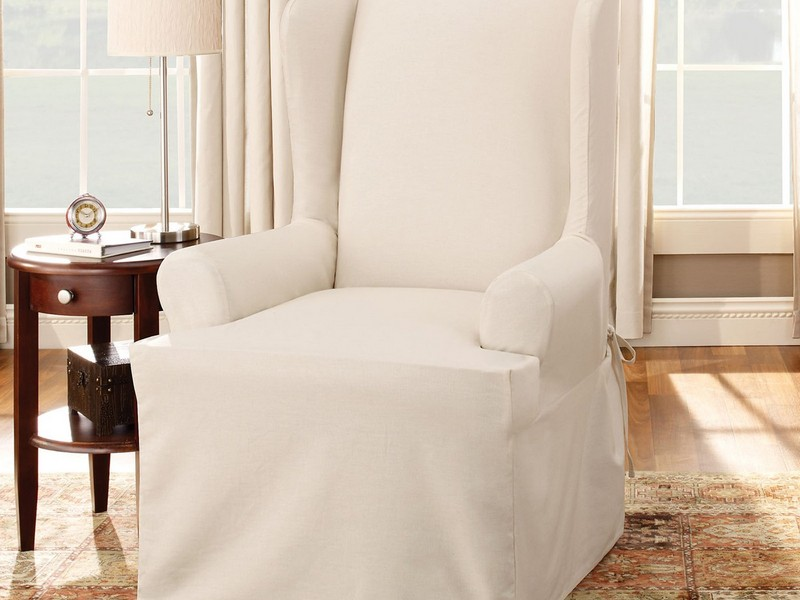 Slipcovers For Wingback Chair