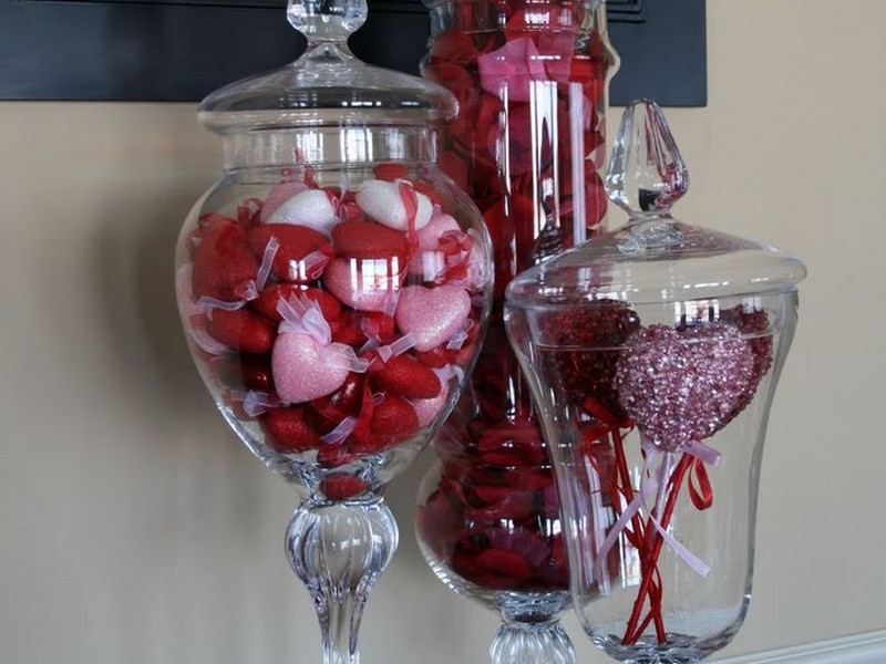 Small Apothecary Jars Bulk