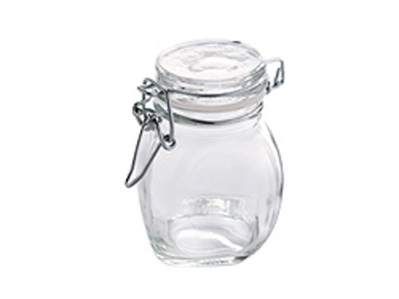 Small Apothecary Jars With Lids