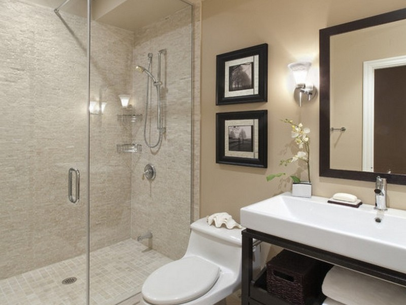 Small Bathroom Decorating Themes