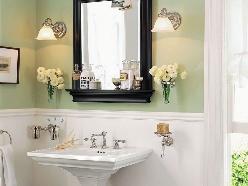 Small Bathroom Ideas Mirrors