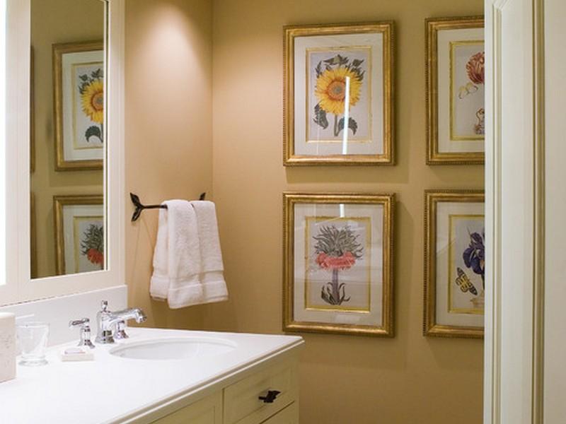 Small Bathroom Recessed Lighting