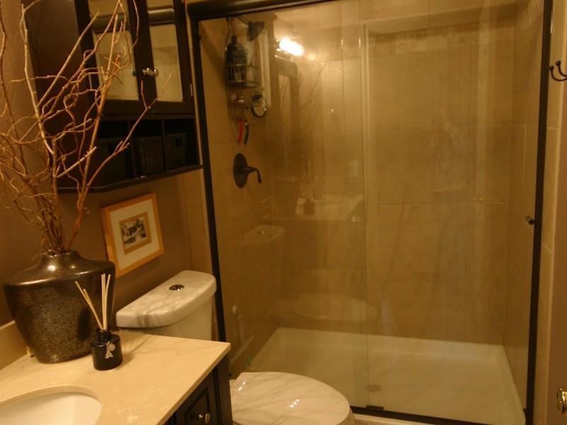 Small Bathroom Redo