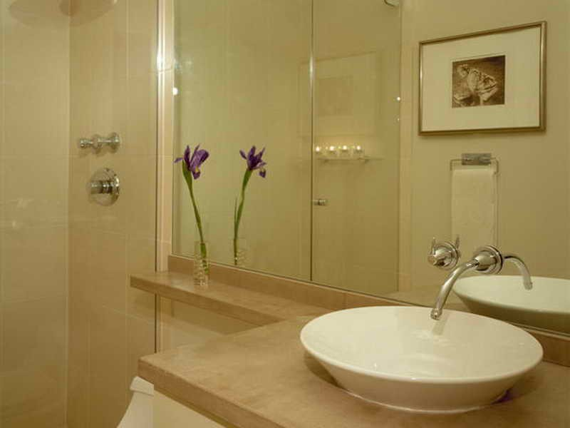 Small Bathroom Redos