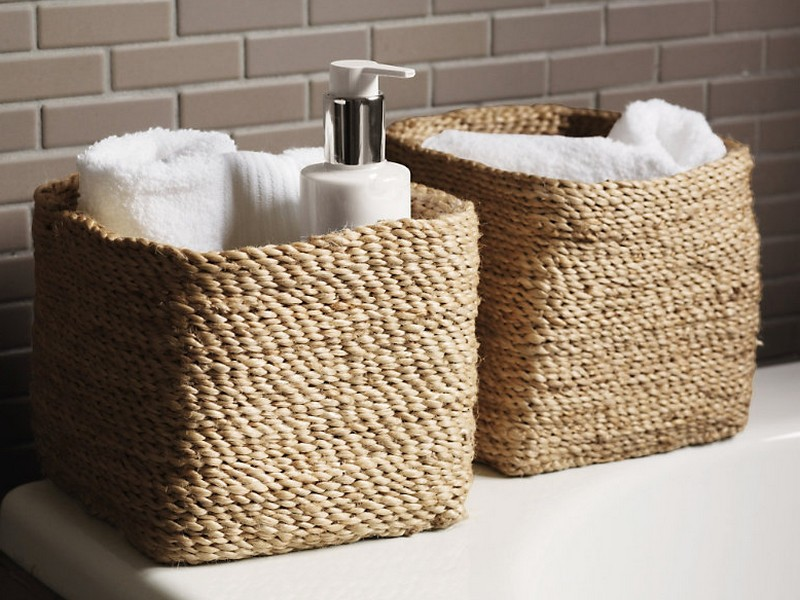 Small Bathroom Storage Containers