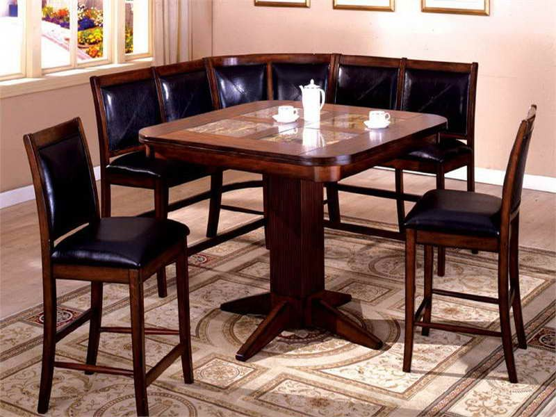Small Breakfast Nook Table Set