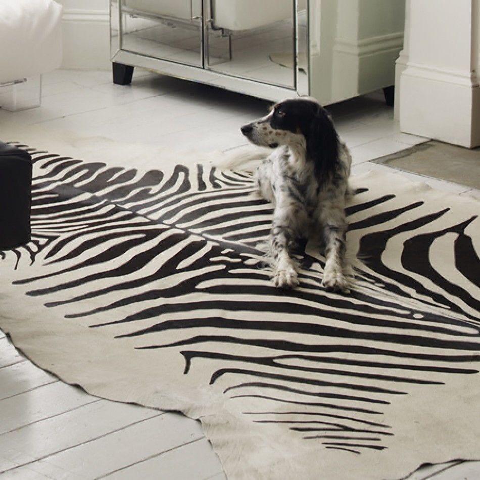 Small Cowhide Rugs Uk