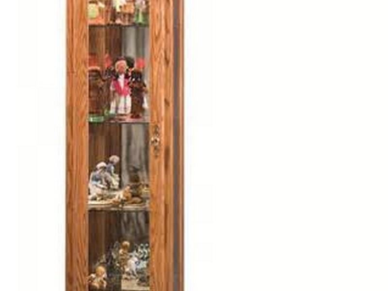 Small Curio Cabinets