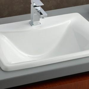Small Drop In Bathroom Sinks