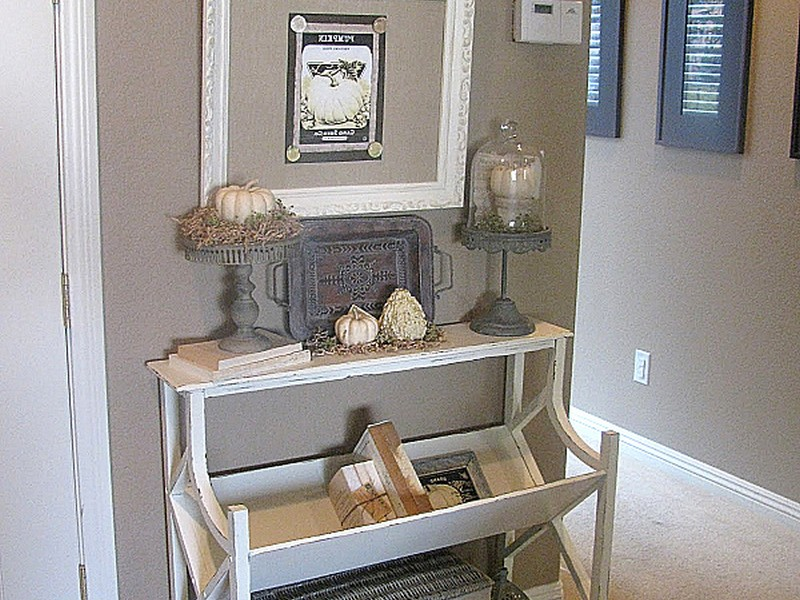Small Entryway Furniture Ideas