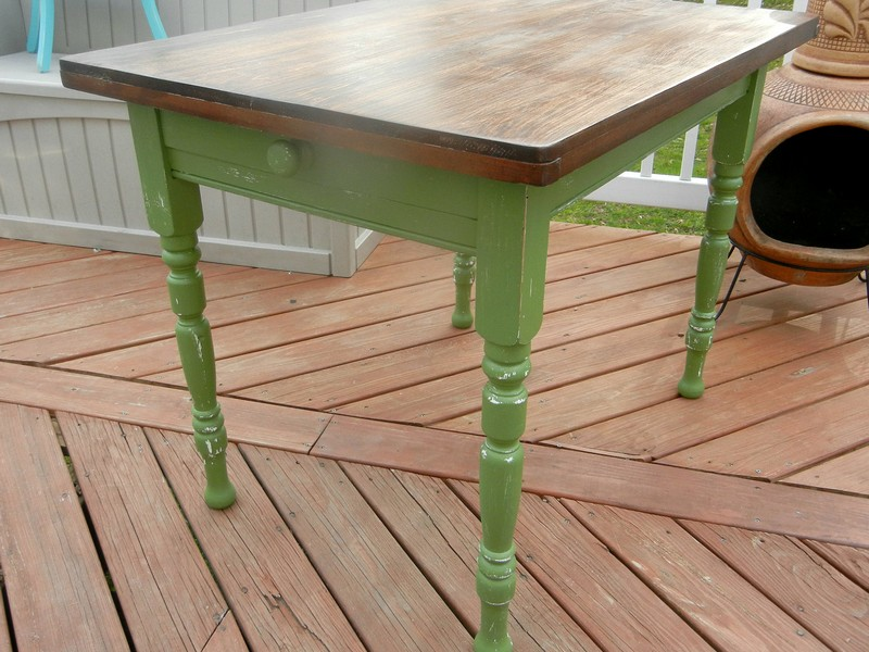 Small Farmhouse Table