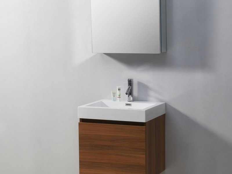 Small Floating Bathroom Sink