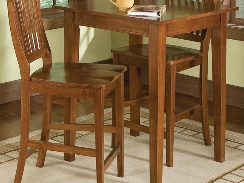 Small Indoor Bistro Set