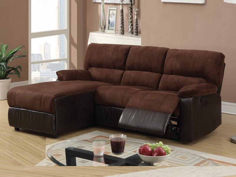 Small L Shaped Couch With Recliner