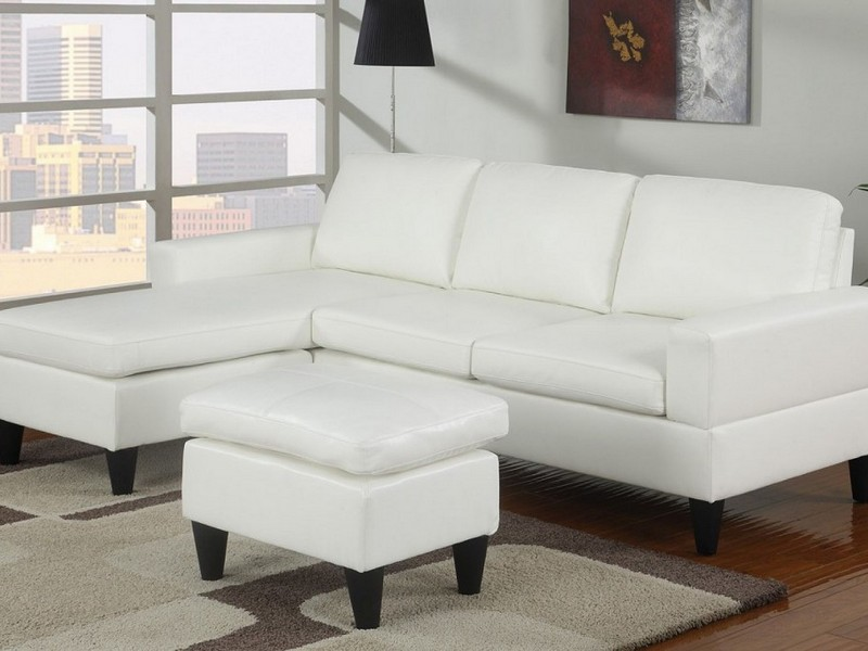 Small Leather Corner Sofas For Small Rooms