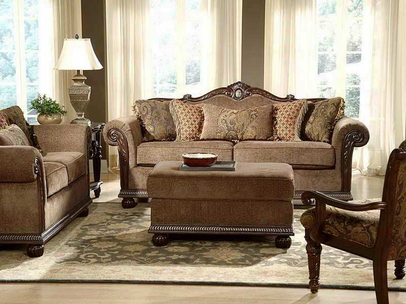 Small Living Room Furnitures