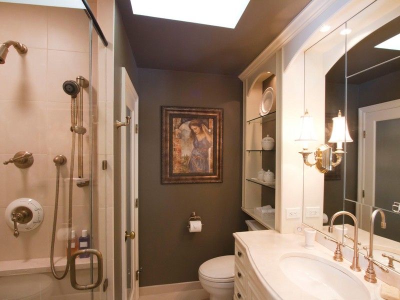 Small Master Bathroom Remodel Designs
