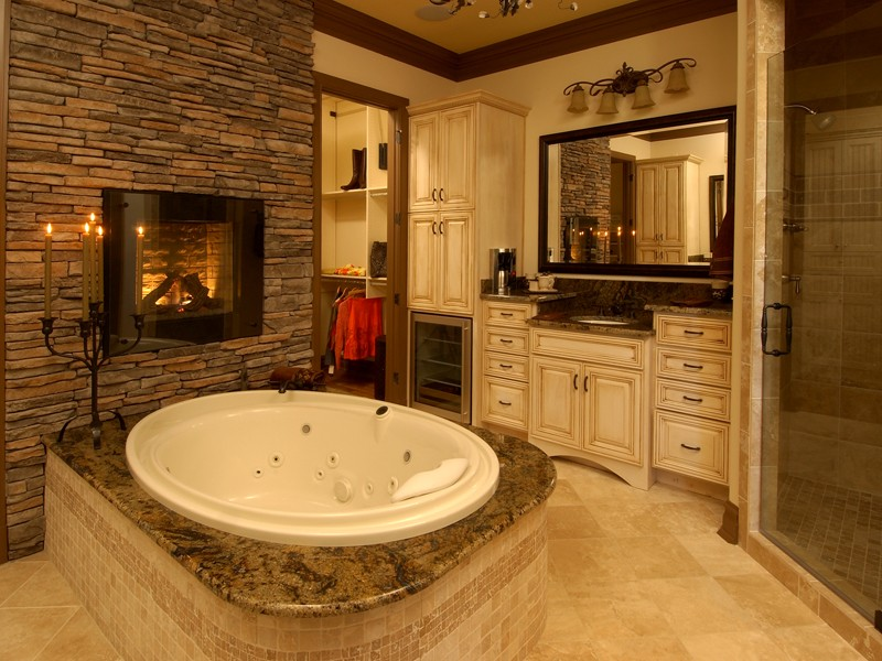 Small Master Bathroom Remodels