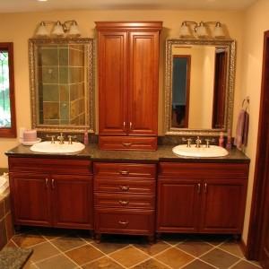 Small Master Bathroom Vanity Ideas