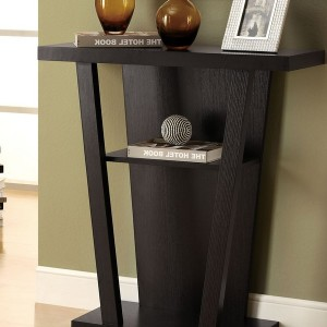 Small Narrow Accent Table