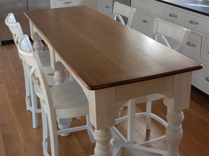 Small Narrow Kitchen Table