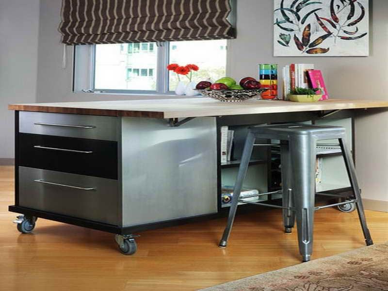Small Portable Kitchen Islands
