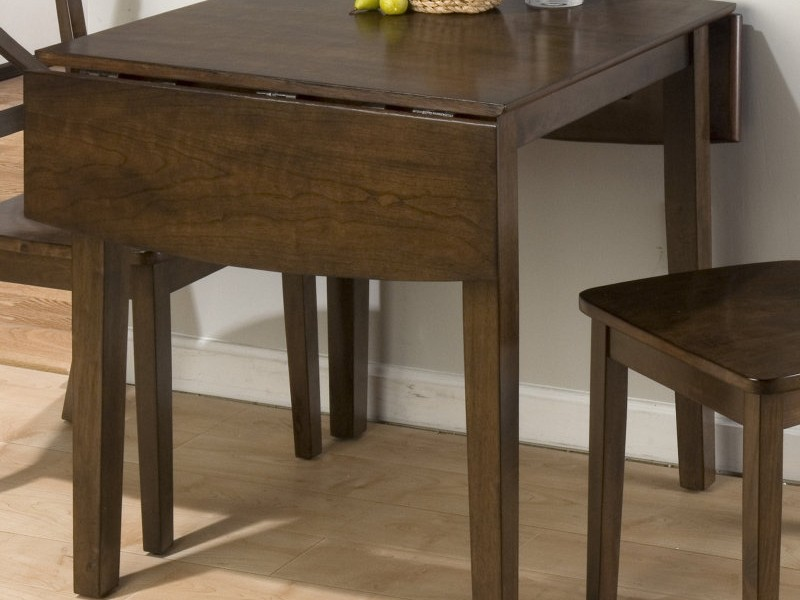 Small Rectangular Dining Table With Drop Leaf