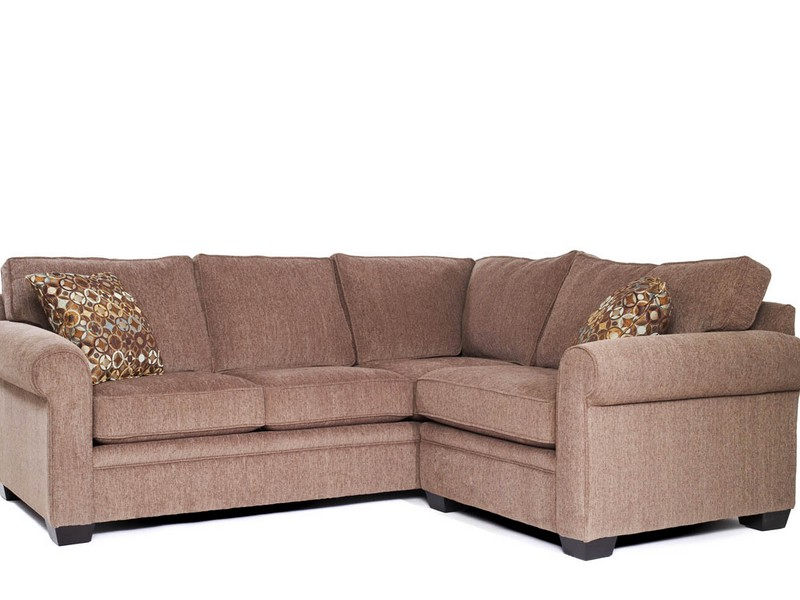 Small Scale Sectionals Sofas