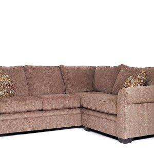 Small Scale Sofa With Chaise